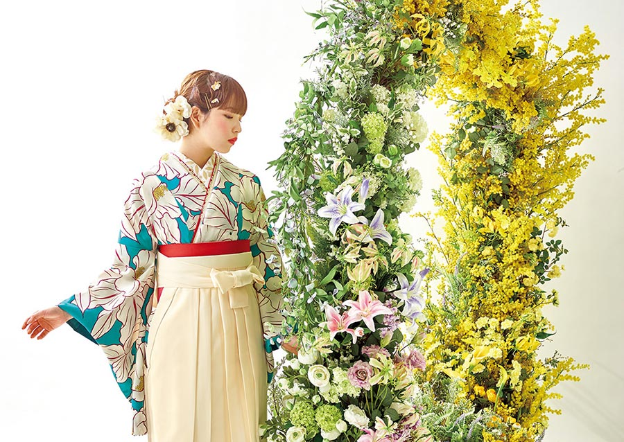袴レンタル